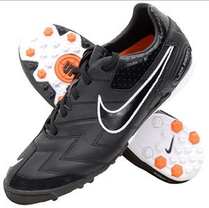 save off 6b3ed 7bfa7 Nike Shoes - Nike 5 Zoom T-5 CT Soccer Shoes - BlackWhite